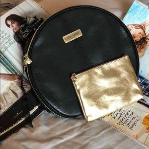 NEW Large Lancôme Deluxe Makeup Bag Set Toiletries